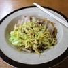 もりたや - 料理写真:焼肉焼きそば 550円 (^^