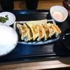 TENHO餃子酒場 - 料理写真:餃子定食(830円)