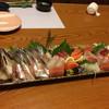 居酒屋玄海 - 料理写真:刺身盛り合わせ