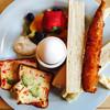 ワールド・ブレックファスト・オールデイ - 料理写真:フランスの朝ごはん