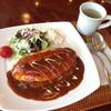 カフェ・ド・フェリーチェ - 料理写真:オムライス(デミソース)800円