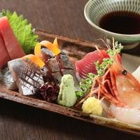 鮮度にこだわる美味しいお魚料理をご提供しております。