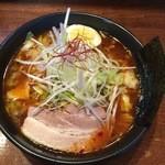麺処 メディスン麺 - 辛麺830円