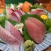 あきよし - 料理写真:お造り一人前¥1900(税抜)