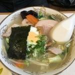 萬福亭 - タンメン