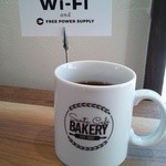 サンタカフェベーカリー グランママ - コーヒーおいしかった