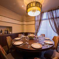 【接待・大事な会食など】高級感あふれる個室で本格中華を堪能。