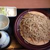 伊勢福 - 料理写真:手打ち二八そばのおろしセイロ大盛り@850円