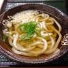 はなまるうどん - 料理写真:かけうどん(*´д`*)