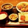 お食事処丸加 - 料理写真:から揚げセット(850円)