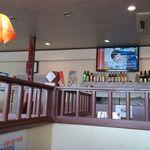 台湾料理 鴻翔 - 店内