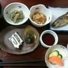 黒薙温泉旅館 - 料理写真:晩ご飯。山の幸づくし。