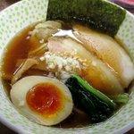 らー麺 N - N麺(醤油)!