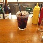 ウエストパーク カフェ - アイスコーヒー
