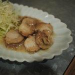 新橋 駿 - ホタテのバター焼き