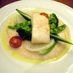 ブラッスリー イール - 魚料理