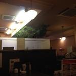 珈琲館 - H.27.5.9.昼 喫煙席(最奥部)からの眺め