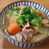 栄吉 - 料理写真:しっぽく〜Σ( ̄。. ̄ノ)ノ¥750円
