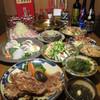 北谷太陽食堂 - 料理写真:沖縄料理を堪能してください♪