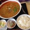 日吉丸 - 料理写真:肉みそラーメン(セットはおまけ)680円