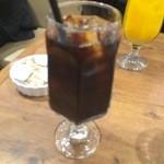 デリッシュ ウフ - アイスコーヒー