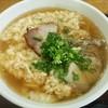 マルト食堂 - 料理写真:天ぷらラーメン650円