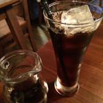 雪ノ下 - ★★★★ ブレンドナンバー7 アイスコーヒー ピッチャーにたっぷり2杯