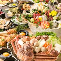 ≪海宴二代目 錦糸町の飲み放題付豪華お鍋プラン≫
