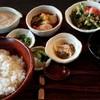 自然生家 - 料理写真:麦とろ御膳(1380円)