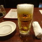 順順餃子房 - 生ビール