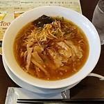 バーミヤン - 料理写真:ネギチャーシューメン649円+税