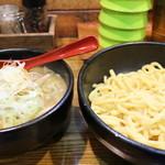 麺処 花田 - 味噌つけ麺