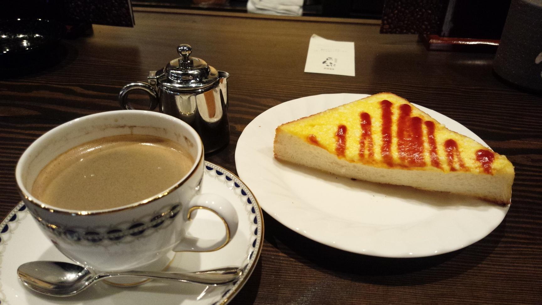珈琲屋らんぷ 港店