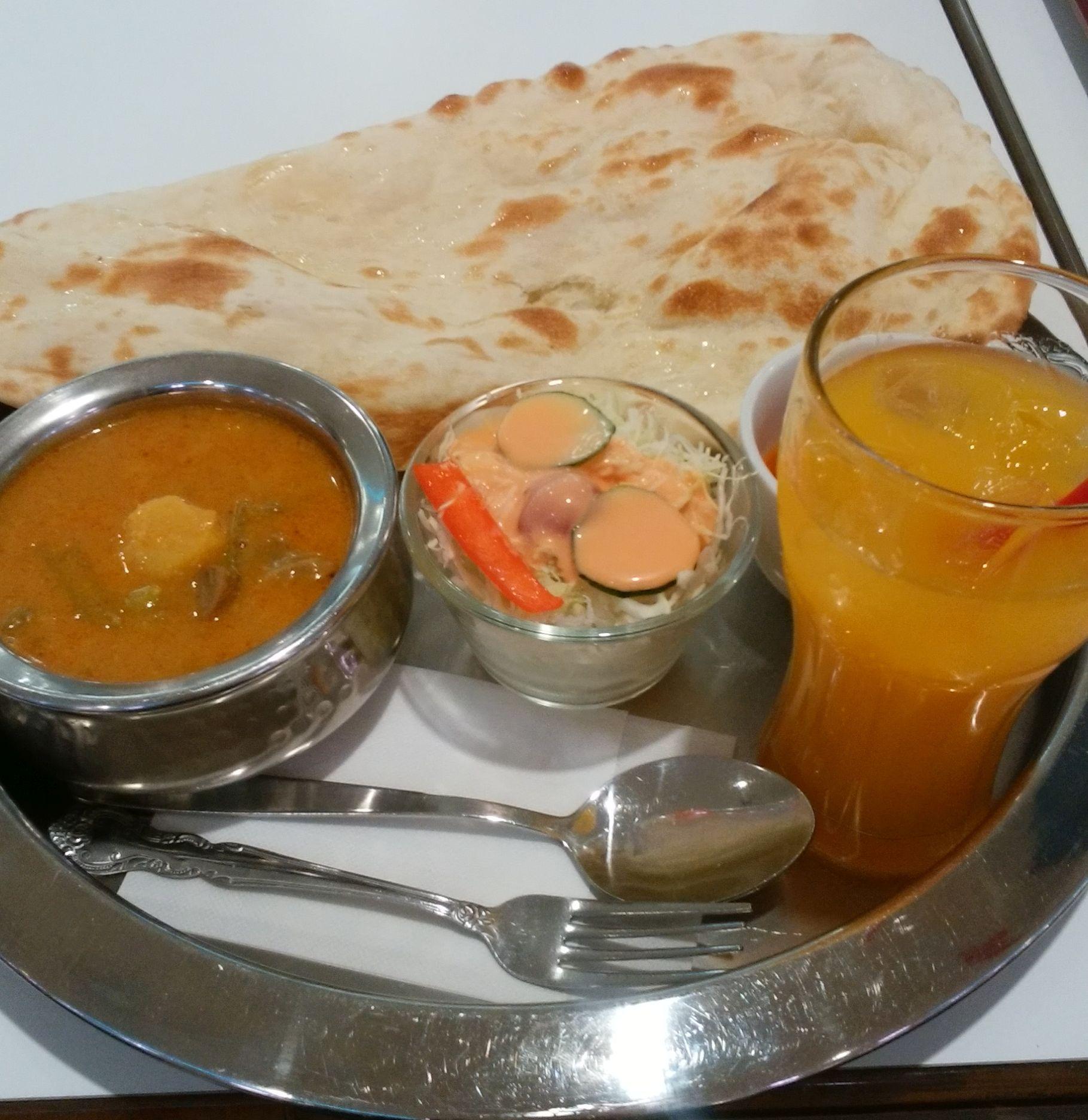 インド料理 GEETA