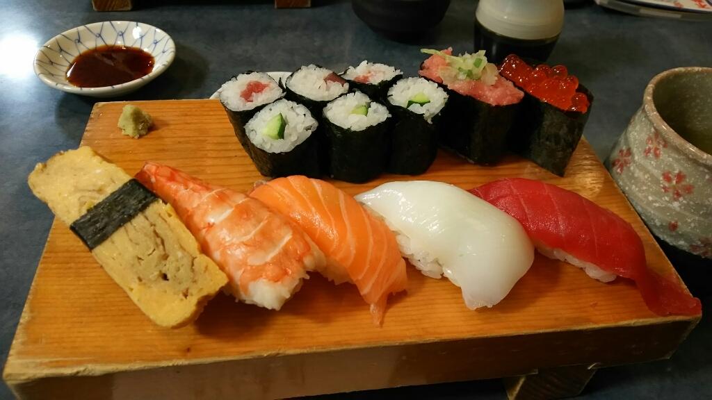 黒沢尻宿本陣さくら寿司