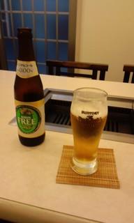 焼肉 ほれぼれ - ノンアルコールビール