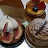パティスリーフォンセ - 料理写真:買ったケーキです