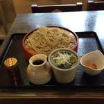 北野家本店 - もりそば大盛り(990円)