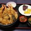 寿し禄有限会社 - 料理写真:ジャンボロマンチック天丼