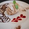 ヌフ・カフェ - 料理写真:モンブラン