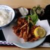 鳥長 - 料理写真:鳥長 @西葛西 唐揚ライス 800円(税別)