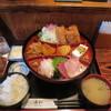 春彩 - 料理写真:鮪カツ定食