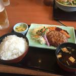 和食さと - 料理写真:日替りランチ(^∇^)