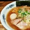 室壱羅麺 - 料理写真:味玉羅麺アップ