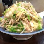 長崎菜館 - ちゃんぽん普通盛り