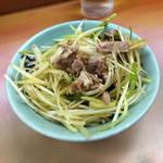 ラーメンかいざん - ネギ丼単品200円
