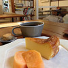 創舎呱々 - 料理写真:NYチーズケーキとコーヒー (2015.11現在)