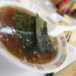大連 - 料理写真:ラーチャーセット(正油