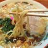 昇家 - 料理写真:濃厚背脂にぼしラーメン 500円
