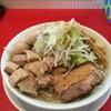 麺屋 あっ晴れ - 料理写真:ラーメン全部盛り(野菜ちょい増し)